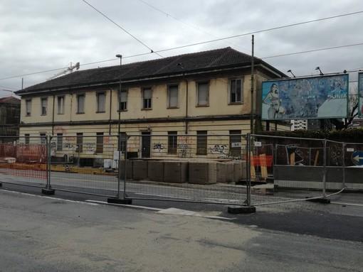 Bomba nel cantiere di via Nizza: sarà fatta esplodere domenica mattina