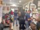 Niente distanziamento né mascherine: la polizia chiude un salone da barbiere di corso Regina Margherita