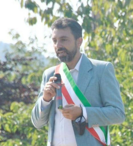 Il sindaco uscente Marco Bongiovanni