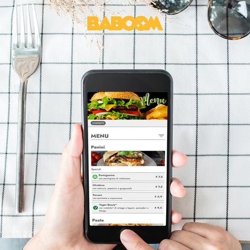 Baboom, la nuova piattaformadedicata al food e alla ristorazione