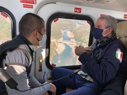 Stato di emergenza in Piemonte, Borrelli alla Camera annuncia l'ok
