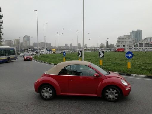 Caos traffico piazza Baldissera, contro gli ingorghi semafori agli incroci delle vie di accesso