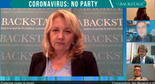 #Backstage Torino: rivedi la puntata di ieri dove si parla di #Coronavirus no party