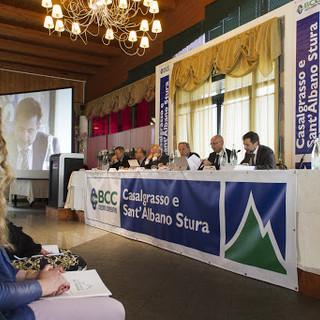 Solidarietà tra i dipendenti della Banca di Credito Cooperativo di Casalgrasso e Sant'Albano Stura