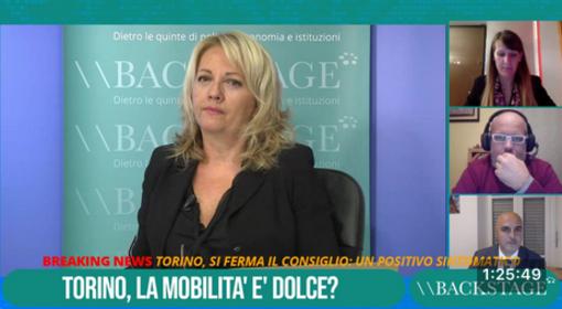 #Backstage Torino: rivedi la puntata di ieri sulla mobilità in città
