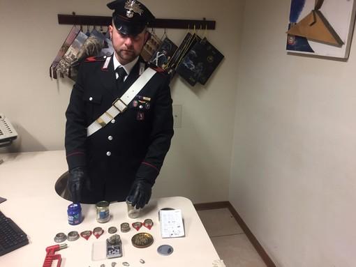 Controlli antidroga dei Carabinieri nelle scuole di Rivoli