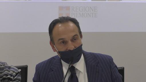 """Piemonte zona rossa fino al 3 dicembre? Cirio: """"No, vale il monitoraggio del 27 novembre"""" [VIDEO]"""