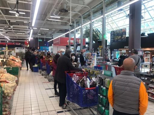 code nei supermercati