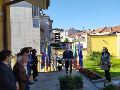 Villetta confiscata all' 'ndrangheta in via Chambery diventa Centro per cure palliative