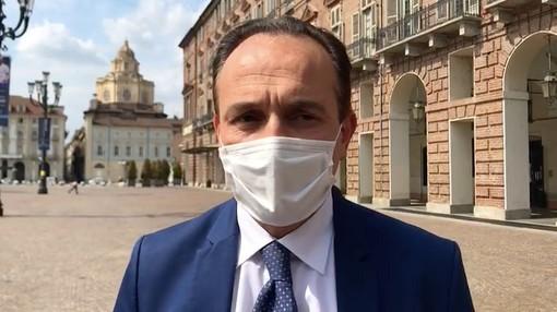 """Il Piemonte migliora, Cirio: """"Zona arancione dalla prossima settimana, Speranza mi ha detto da martedì"""" (VIDEO)"""