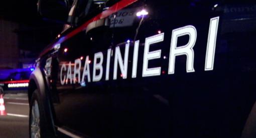 Bosconero, forza blocco stradale: fermato da cinque pattuglie dei carabinieri