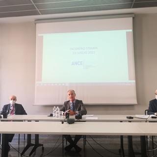 Collegio Edili e Antonio Mattio, presidente Costruttori Torino
