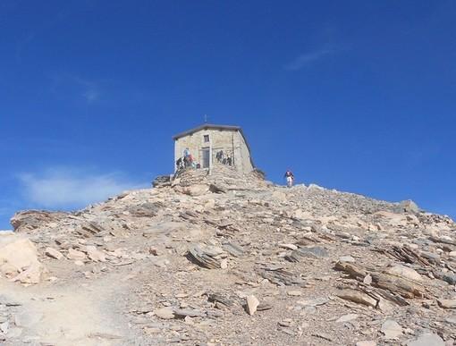 La cappella del Monte Tabor