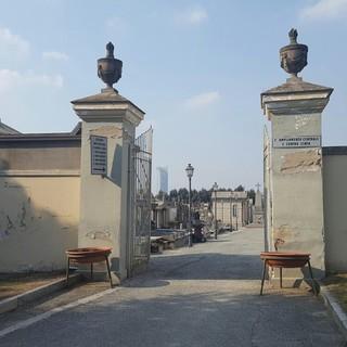Moncalieri, progetto per l'ampliamento del cimitero: investimento di oltre 200 mila euro