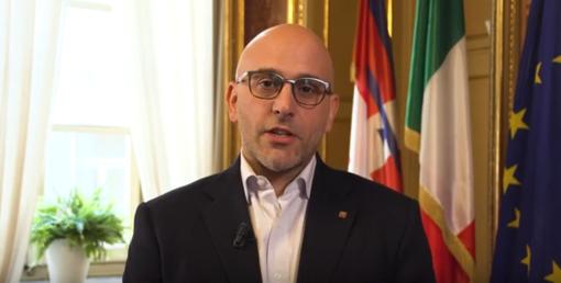 Messaggio del presidente del Consiglio regionale del Piemonte Stefano Allasia in merito all'emergenza Coronavirus
