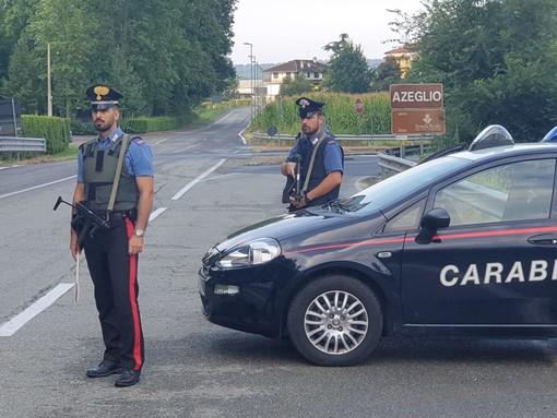 Borgofranco d'Ivrea, perseguita la ex non accettando la fine della relazione sentimentale: arrestato