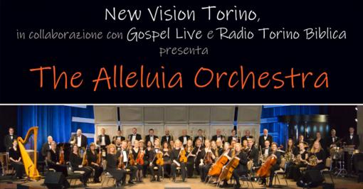 """""""The Alleluia Orchestra"""" in concerto davanti alla Continassa: giovedì 13 giugno l'esibizione gospel"""