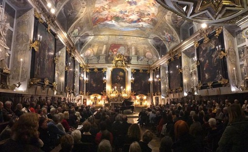 Bacchetti suona Bach e Mozart alla Cappella dei Mercanti