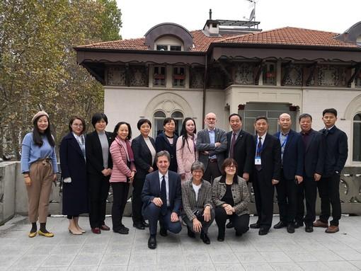 Sicurezza dei pazienti e corretto uso dei farmaci: delegazione cinese ospite all'Ordine dei Medici di Torino