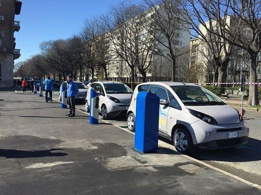 A Torino in arrivo 358 nuove colonnine per le auto elettriche: al via installazione entro la fine del 2019