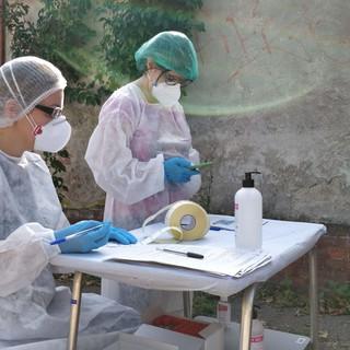 Sanità, in Piemonte effettuati 235 tamponi agli studenti il secondo giorno di scuola