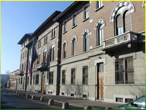 caserma della Gdf di Torino