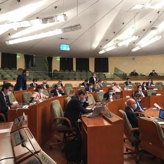 """Il Consiglio Regionale torna a riunirsi a Palazzo Lascaris, Allasia:""""Completare l'autonomia"""""""