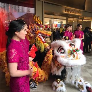 Capodanno cinese, Torino saluta l'anno del Topo [FOTO e VIDEO]