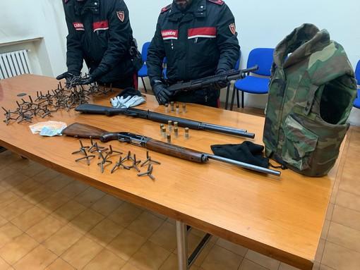Preparavano un assalto a un portavalori, ma il colpo viene sventato dai carabinieri [VIDEO]