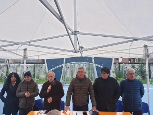 Chivasso, incontro tra amministrazione e cittadini per discutere dei rifiuti in via Pertini