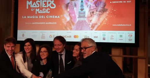 Cinema, magia e sostenibilità accendono piazza Castello per il Capodanno 2020