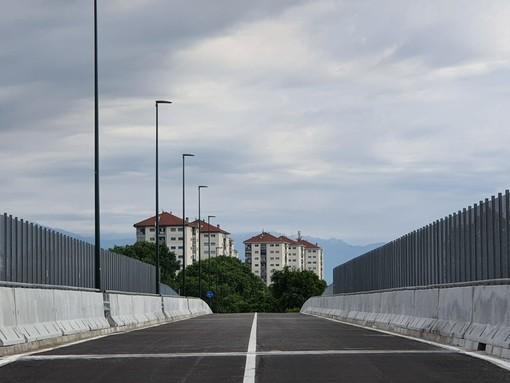 Falchera, a giugno l'inaugurazione del cavalcaferrovia di collegamento con corso Romania
