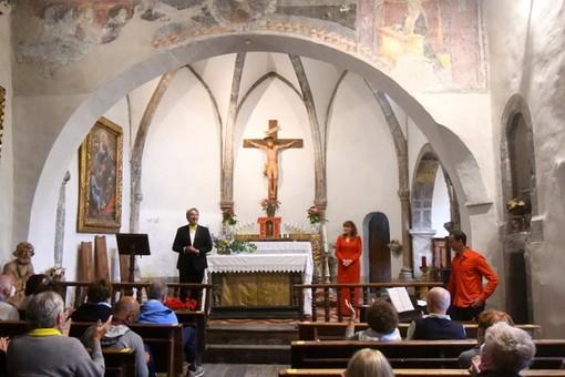 Il soprano Linda Campanella e il basso Matteo Peirone protagonisti del terzo concerto lirico a Rochemolles