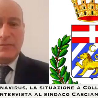 """Coronavirus a Collegno, il sindaco Casciano: """"La città resiste, l'emergenza non ferma i nostri grandi progetti"""" [VIDEO]"""