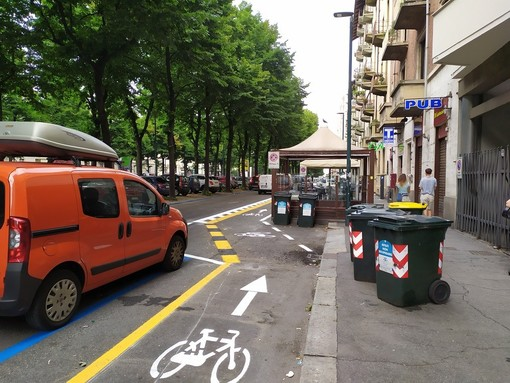 I residenti attaccano Lapietra e Cerrato sulle ciclabili in Circoscrizione 4