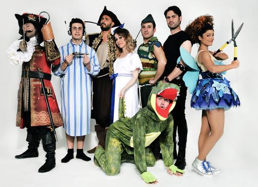 Non tutti i Peter Pan riescono col buco: la dimostrazione si racconta al teatro Alfieri
