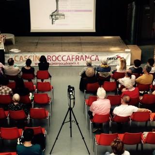 Alla Cascina Roccafranca la presentazione dell'ultimo romanzo di Luisa Marini