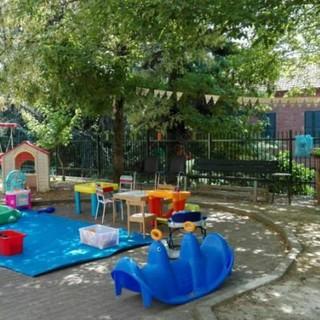 Moncalieri, dall'8 giugno il Comune mette a disposizione dei bimbi gli spazi esterni degli asili nido