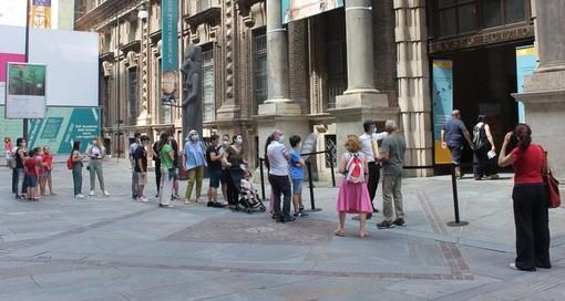 """San Giovanni fa rima con """"cultura"""": i torinesi tornano nei musei grazie all'apertura straordinaria [FOTO e VIDEO]"""