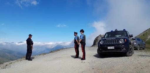Ferragosto sicuro: controlli dei carabinieri nelle località turistiche della Valsusa [FOTO]
