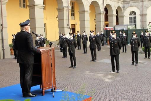 il generale Luzi a Torino