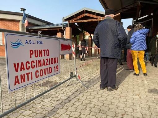 Al centro Bosio di Settimo Torinese arriva una nuova postazione per i vaccini anti covid