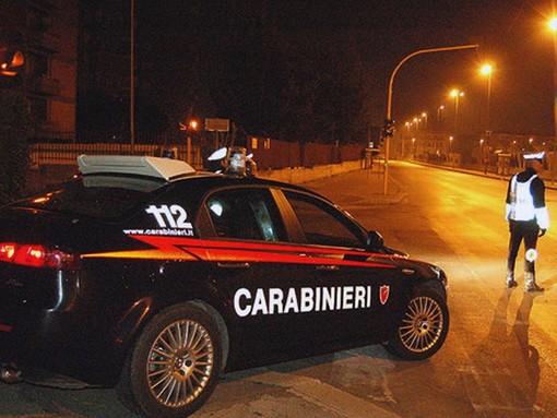 Dà fuoco ad un Postamat a Torino, arrestato dai Carabinieri