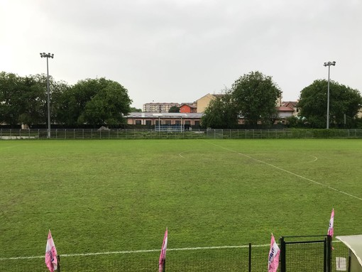 campo sportivo - foto di archivio
