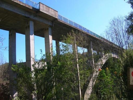 Prove di carico statiche e dinamiche sui ponti della Città metropolitana