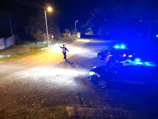 24enne somalo scoperto dai carabinieri ad appiccare un incendio a Usseaux