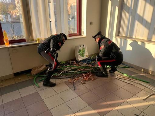 Tentano di rubare 150 kg di rame alla Terna, arrestati dai carabinieri [VIDEO]