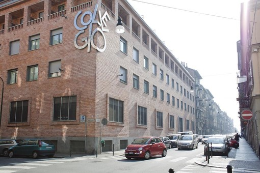 Il Rotary Club Torino 45° Parallelo a fianco del Collegio Einaudi
