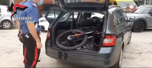 Furti seriali nei box auto, i carabinieri arrestano due persone