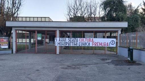 Il Blocco Studentesco chiede la riapertura della biblioteca Carluccio